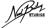 Neal Bailey Studios Logo
